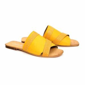 כפכפים לנשים/מאיה/5020 – צהוב
