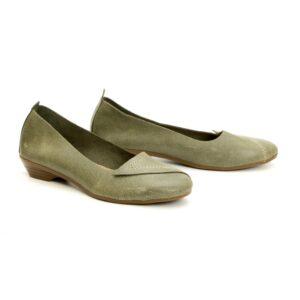 נעלי בובה/ליזי/8862 – ירוק